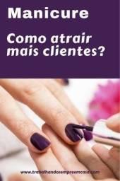 Título do anúncio: Curso manicure e pedicure +certificado de conclusão