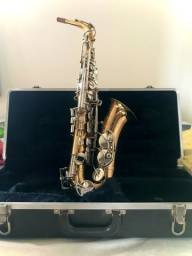 Título do anúncio: Saxofone Selmer Bundy ll USA
