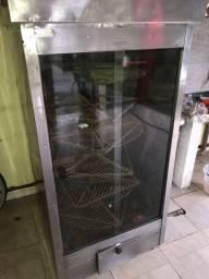 Máquina de assar frango e carnes PROGÁS