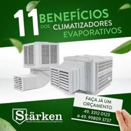 Título do anúncio: Climatizador evaporativo