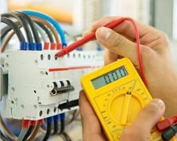 Título do anúncio: Instalação e Manutenção Elétrica residencial