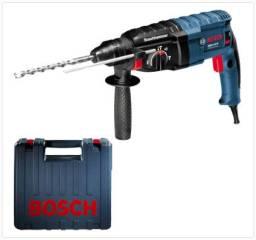 Título do anúncio: Martelete Perfurador Gbh-2-24d 800w Bosch Com Maleta