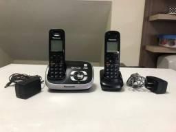 Título do anúncio: Telefone s/ Fio com extensão