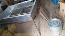 Título do anúncio: Mesa desoperculadora+panela de derreter cera