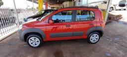 Título do anúncio: Fiat/Uno Way 1.4
