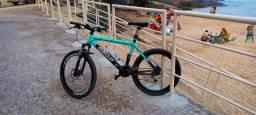 Título do anúncio: Vendo ou Troco bike em outra do meu interesse!