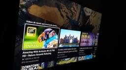 Título do anúncio: Tv lg led 55  smart 4k e bluetooth
