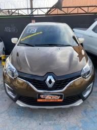 Renault - CAPTUR INTENSE 1.6 - 2019 (AUTOMÁTICO)