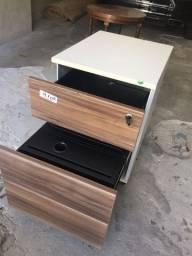 Título do anúncio: Gaveteiro Porta Arquivos com 2 gavetas