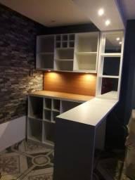 Título do anúncio: Móveis Planejados para sala, barzinho, painel de TV,  mesa, aparador