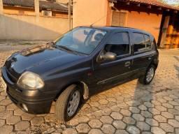Título do anúncio: Renault Clio 1.0 16v 01/01