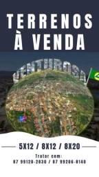 Terrenos à venda em Venturosa-PE