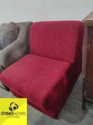 Sofá cama solteiro R$:350,00