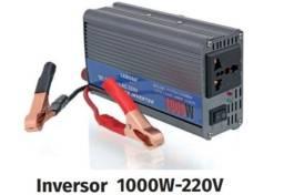 inversor de energia 1000wts , 12v pra 220v