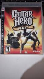 Jogo PS3 GUITAR HERO