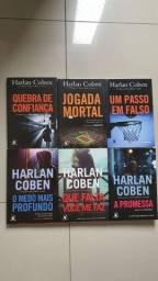 Livros novos diversos