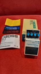Pedal Boss DD3 Delay