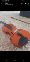 Título do anúncio: Violino huang 4/4