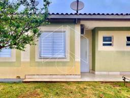 Título do anúncio: Casa de condomínio para alugar com 2 dormitórios em Jardim nazareth, Marilia cod:L12230