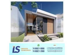 Título do anúncio: Casa de condomínio térrea para venda possui 123 metros quadrados com 3 quartos
