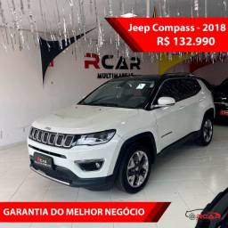 Título do anúncio: Jeep Compass Limited 2.0 Flex