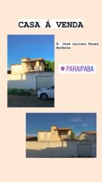 Casa á venda paraipaba (financiada)