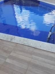 Limpeza de piscina