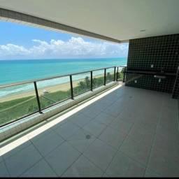 Título do anúncio: Apartamento beira mar com terminação frontal + 4 suítes