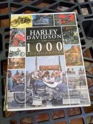 Livro Harley Davidson com 1.000 fotos