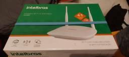 Título do anúncio: Roteador Wi-Fi N 300 Mbps - Lacrado na Caixa