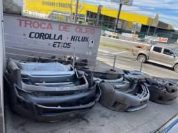 Para-choque Corolla Hillux etios