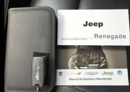 Título do anúncio: Renegade 4x4 Diesel