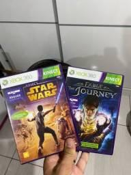 Título do anúncio: Últimos 2 Jogos Xbox de Kinect