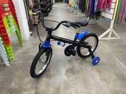 Título do anúncio: Venha já comprar Bicicleta aro 16 infantil nova para criança de 5 anos
