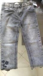 Título do anúncio: Calça jeans tam 11-12 - NOVA