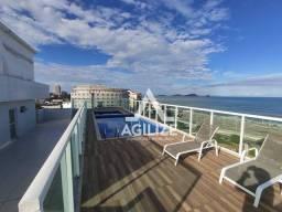 Apartamento com 3 dormitórios à venda, 100 m² por R$ 535.000,00 - Costa do Sol - Macaé/RJ
