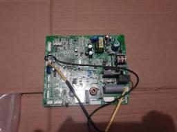 placa de ar condicionado