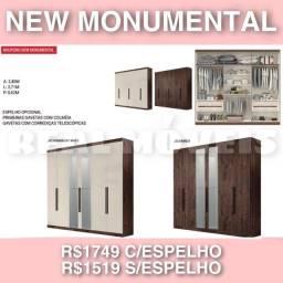 Guarda roupa new monumental guarda roupa NEW monumental 08654