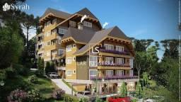 Apartamento à venda, 106 m² por R$ 743.225,67 - Lagos Do Bosque - Gramado/RS