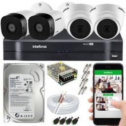 Título do anúncio: Câmeras de segurança