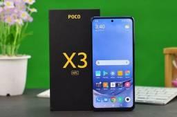 Smartphone Xiaomi POCO X3 64GB 6 de RAM, produto: NOVO, EMBALAGEM LACRADA!