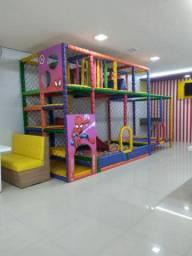 Kid Play, Playground, Brinquedao, Pizzarias, Escola, Churrascaria...