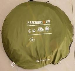 Título do anúncio: Barraca Camping 2 seconds 3 Air 3 pessoas Quechua