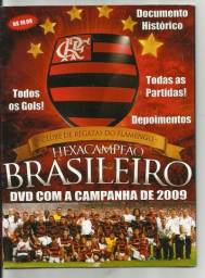 Título do anúncio: dvd flamengo