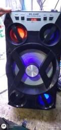 Título do anúncio: Caixa bluetooth LED