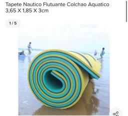 Título do anúncio: Tapete aquático