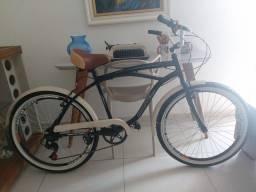 Vendo Bicicleta Nova aro 26 unisex