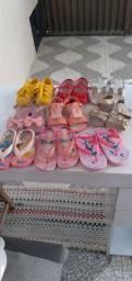 Desapego sapatos de menina 70 todas!!!