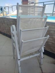 Título do anúncio: Cadeira piscina metal