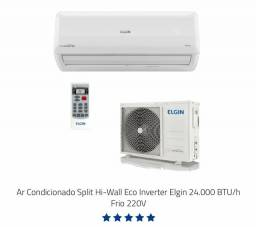 Ar Condicionado 24 BTUs Inverter Elgin